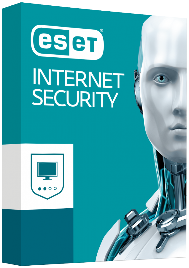 ESET Internet Security pro 1PC / 1rok